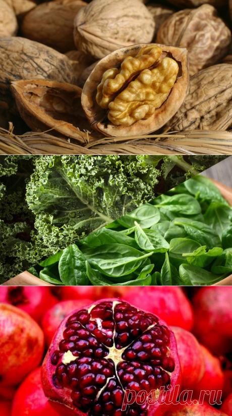 7 лучших продуктов для улучшения кровообращения - Я узнаю