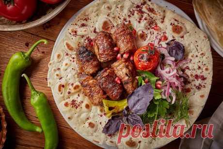 Хан-кебаб рецепт – азербайджанская кухня: основные блюда. «Еда»