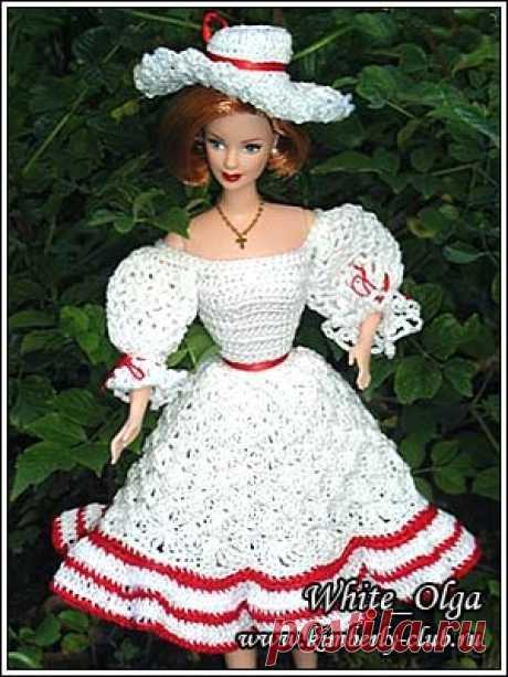 Вяжем одежду для кукол барби | Записи в рубрике Вяжем одежду для кукол барби | Дневник Плотникова_Светлана Мастер-классы по шитью