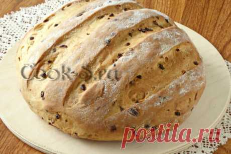 Луковый хлеб в духовке - Пошаговый рецепт с фото   Выпечка