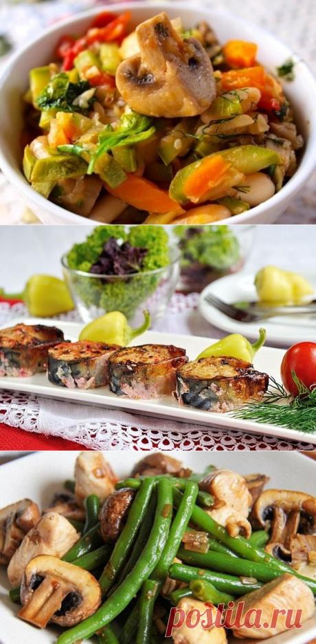 Правильное питание: рецепты полезного обеда | Блоги о даче, рецептах, рыбалке #ПохудениеИПравильноепитание,#ЗдоровыйОбразЖизни,#Рецепты,#Красота,#ПП  Задаетесь вопросом, как начать питаться правильно и избавиться от разного рода хронических заболеваний?  Или же хотите сбросить лишний вес, который порядком поднадоел вам? Мы уже писали о рецептах постных котлет и десертов, и чем такие блюда хороши.