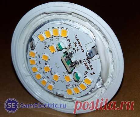 4 простых способа доработки светодиодных ламп / Тест-драйв / Элек.ру