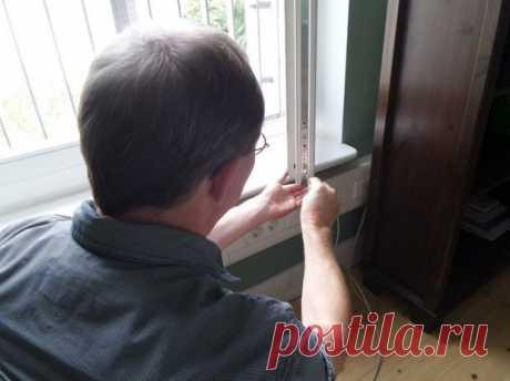 Вы знали, что у пластиковых окон есть летний и зимний режимы? Поверните это болт на 90 градусов, и дома станет теплее