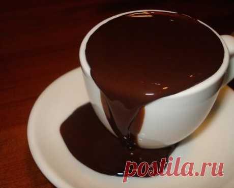 Ученые доказали, что чашка горячего шоколада успокаивает больное горло и подавляет кашельный рефлекс. Идеальное лекарство!