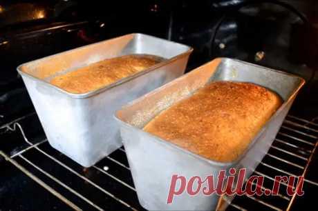 Домашний цельнозерновой хлеб - Кулинарный Блог - медиаплатформа МирТесен