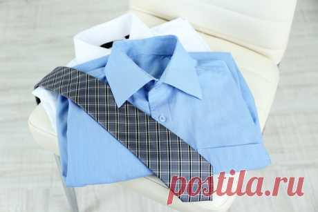 Как идеально погладить рубашку