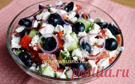 Салат без майонеза! Вкуснее оливье | Женское здоровье