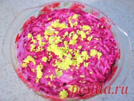 Салат сельдь под шубой из консервов рецепт с фото пошагово