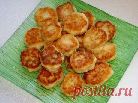 Картофельники рецепт из пюре