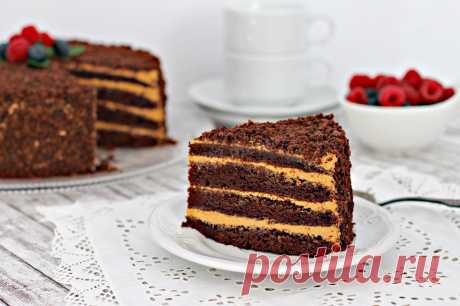 Торт Пеле шоколадный в домашних условиях рецепт с фото пошагово - 1000.menu