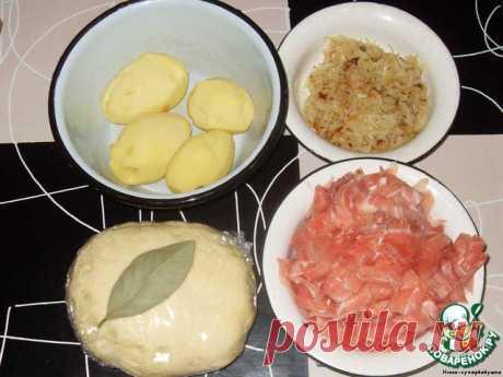 Пирог с мясом и картофелем - звучит банально, поэтому уточню: очень вкусный пирог с мясом и картошкой ...