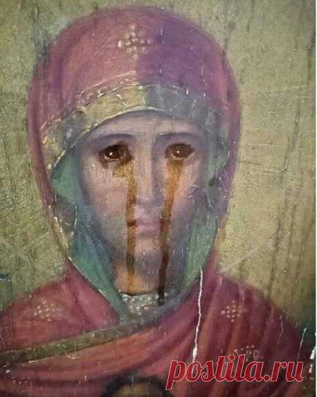В 2020-м православные иконы являют особые чудеса   Заметки путешественника   Яндекс Дзен