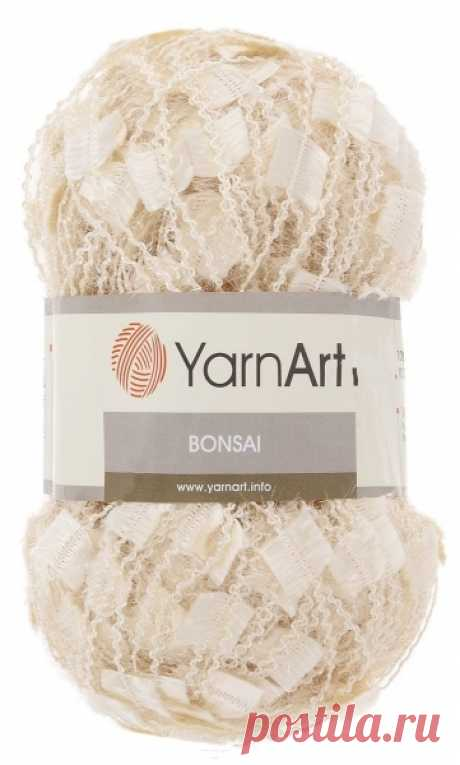 Пряжа поштучно YarnArt Bonsai, 100% полиамид, 100гр/100м, арт. YABoшт YarnArt | Купить онлайн на Mybobbin.ru