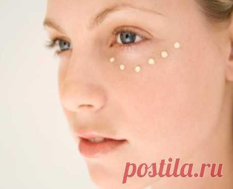 Уход за кожей вокруг глаз: 10 шагов — Красота и здоровье