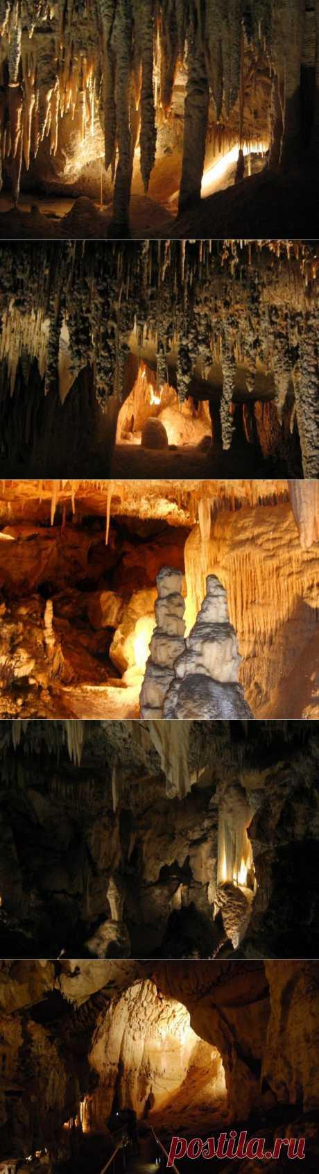 (+1) тема - Пещеры Wombeyan Caves | НАУКА И ЖИЗНЬ