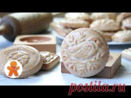 Тульские и Вяземские Печатные Пряники ✧ Очень Подробно для Начинающих