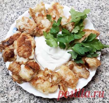 Минтай жареный - вкусные блюда из рыбы