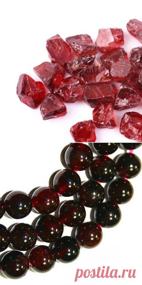 Камень гранат - магические свойства для знаков Зодиака