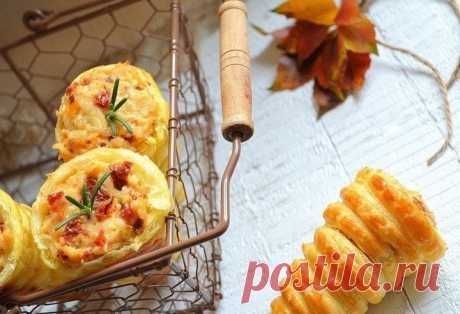 Закусочные слоеные трубочки — Sloosh – кулинарные рецепты