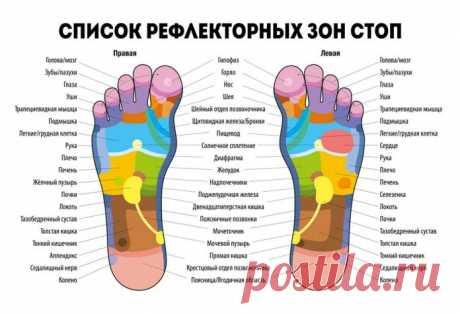 Вот почему вы должны массировать ноги каждую ночь перед сном!