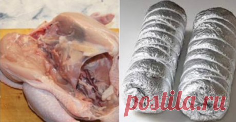 Вот как сделать из обычной курицы нечто особенное: готовится элементарно, а результат — загляденье