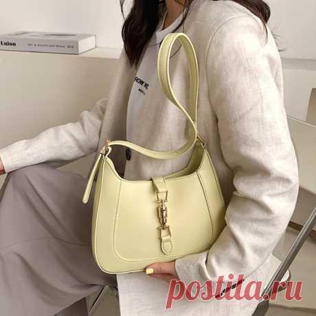 Дизайнерские кожаные сумки через плечо для женщин