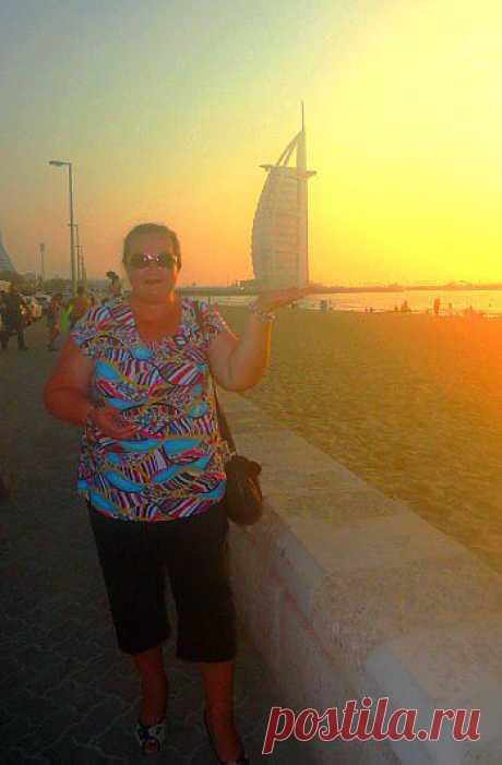 Отдыхаем в Дубай