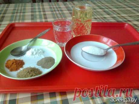 Заправка для салатов или приправа по-корейски (без глутамата натрия).