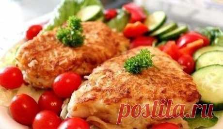 Как приготовить рыбное филе в картофельном кляре - рецепт, ингредиенты и фотографии