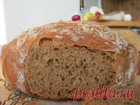Домашний хлеб в духовке-рецепт приготовления в домашних условиях