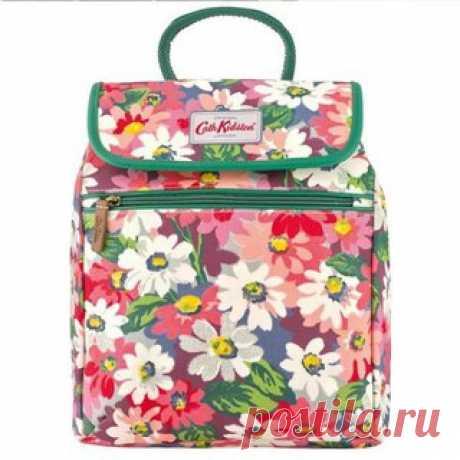 Backpack pattern
