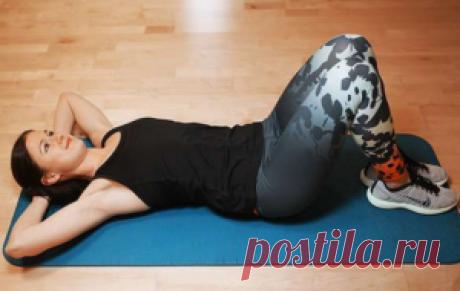 6 эффективных упражнений для тонкой талии   Чтобы получить тонкую талию, нужно регулярно делать упражнения на прямую мышцу живота. Часто бывает, что она ослаблена, поэтому у нас не такая фигура, как хотелось бы.  Как...