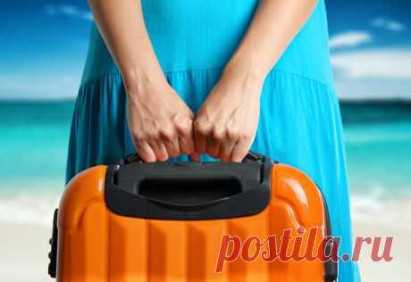 Влезет все! 10 полезных лайфхаков по укладке чемодана