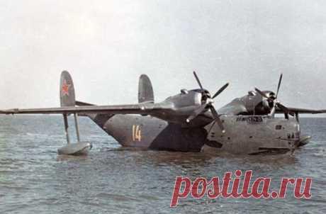Летающая лодка Бе-6 / Назад в СССР / Back in USSR