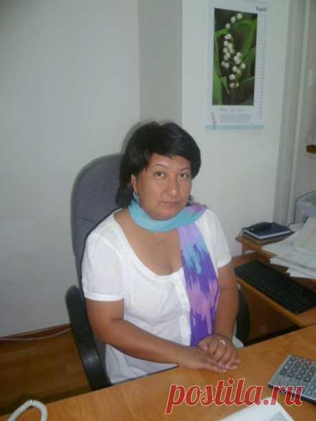 Gulnara Saykeneva
