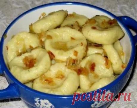 Ленивые вареники с картошкой за 40 минут. | вкусный блог | Яндекс Дзен
