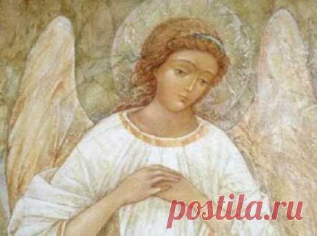 Молитва-оберег «Ангел мой, пойдем со мной, ты впереди, я за тобой» Здравствуйте, уважаемые друзья! Каждому человеку дан Ангел-Хранитель, но люди или не знают, или забывают ему молиться. А ведь в самых сложных ситуациях именно небесный покровитель становится нашим защитником. Всем людям необходимо знать, что есть молитва: «Ангел мой, пойдем со мной», как оберег и святой помощник в любых делах. Кто это – Ангел-Хранитель. Ангел-Хранитель — это духовный покровитель каждого чел...