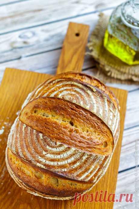Хлеб на закваске по рецепту пекарни Tartine - Кулинарные заметки Алексея Онегина