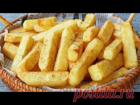 Картофель в наши дни очень популярен, слишком ароматный
