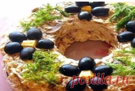 Что приготовить на Новый Год: 5 обалденных салатов!