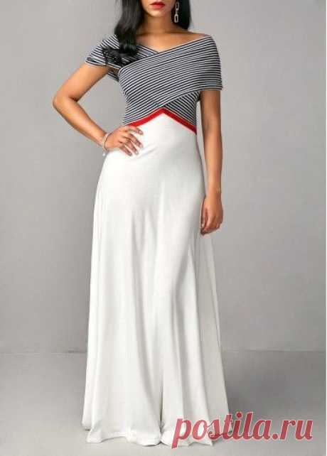 (85) Pinterest - Стильные платья для женщин с пышными формами | Шитье