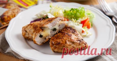 5 рецептов с куриной грудкой, приготовленной в листах для жарки