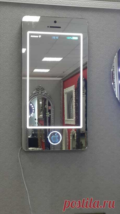 «www.zstil.ru Зеркало айфон. Зеркало iPhone. Зеркало Apple. Зеркала в багете, зеркала в раме. Изготавливаем любой размер, индивидуально под заказ. Изготавливаем, доставляем, устанавливаем! ул. Железноводская ул., д. 3, зал 1, секция 14 info@zstil.ru zstil14@yandex.ru 8 (812) 350-77-79 8 (921) 577-76-15 #зеркало #зеркалосподсветкой #зеркаланазаказ #бесконечноезеркало #черноезеркало #зеркаловраме #зеркаловбагете #зеркалодляванной #напольноезеркало #зеркаловинтерьере #настенн...