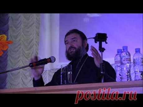 Протоиерей Андрей Ткачев. Ответы на вопросы.2-я часть.Храм Святого Духа в селе Дубровки