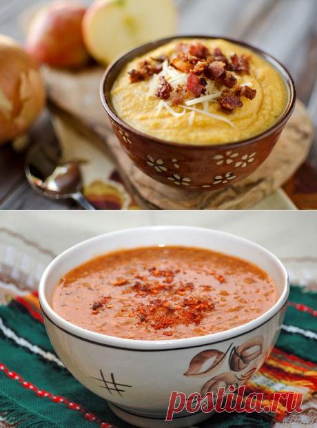 Согревающие супчики | Вкусные рецепты | Рецепты