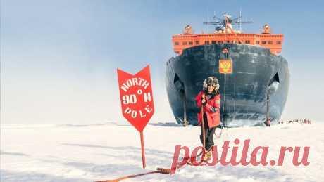 Более 300 туристов из КНР посетили Северный полюс на российском атомном ледоколе в 2018 году | Туризм