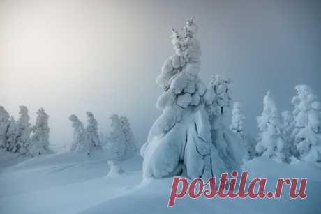 «Пластилиновые сны» Гора Круглица, самая высокая точка национального парка «Таганай» на Урале. Снимал Даниил Силантьев: nat-geo.ru/community/user/186934/