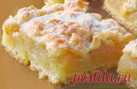 Простой рецепт яблочного пирога в духовке :: Кулинарные рецепты :: KakProsto.ru: как просто сделать всё
