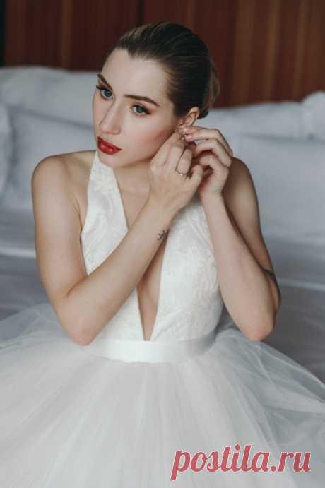 Очень яркая и стильная свадьба 💕
