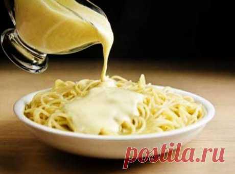 сырный соус с для спагетти   Рецепты   Salad dressings, Hummus and Dressings